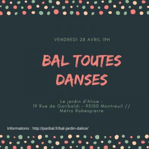 Bal toutes danses