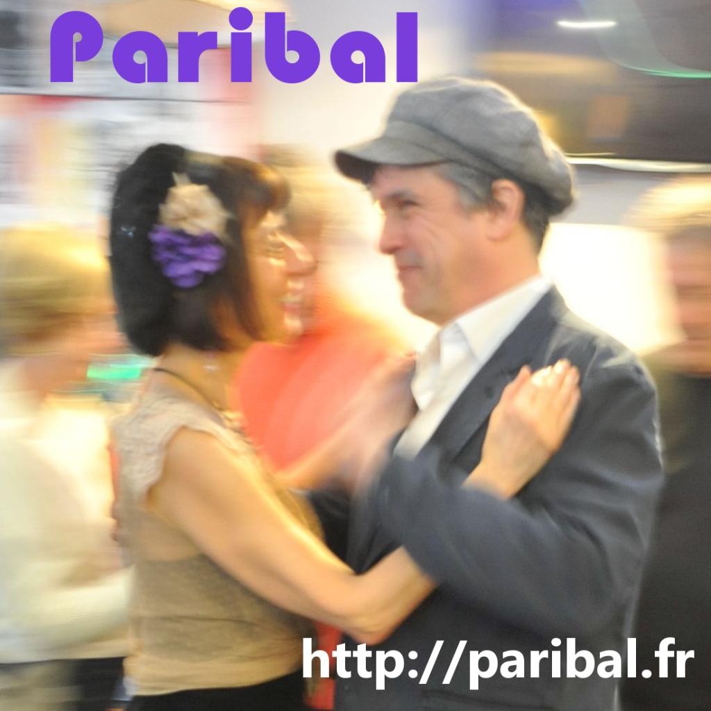 Logo Paribal