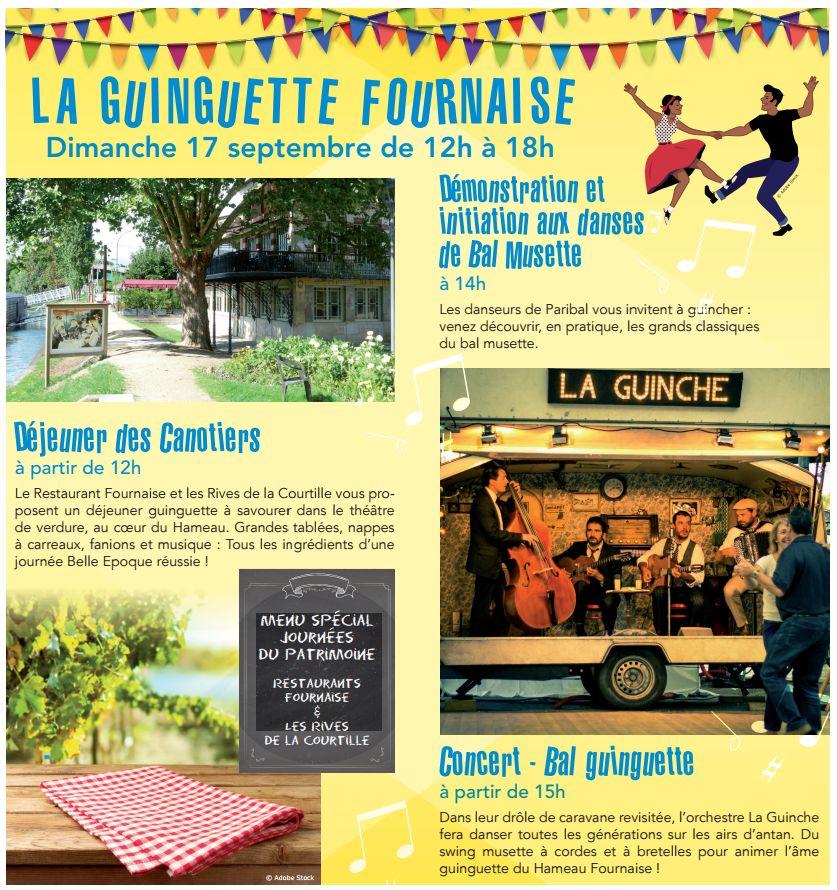 Guinguette Fournaise