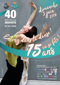 Entrez dans la danse 2018