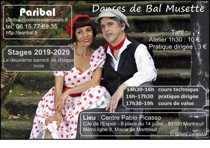 stage montreuil saison 2019-2020